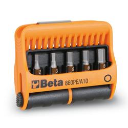 Beta bitset met inbus 11-delig 1