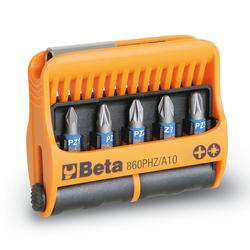 Beta bitset met kruiskop 11-delig 1