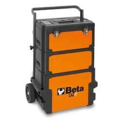 Beta gereedschapstrolley met 3 compartimenten 1