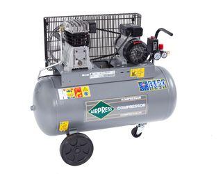 Krachtstroom compressor Airpress HK 425/100 1