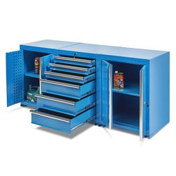 Werkplaatskasten set PRO XL 1