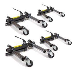 Automovers hydraulisch 4 stuks 1