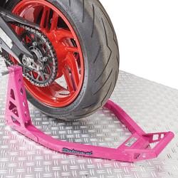 MotoGP universele roze motor paddockstand achterwiel 1