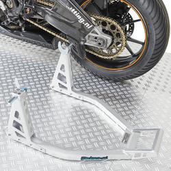 Paddockstand achterwiel - aluminium 1