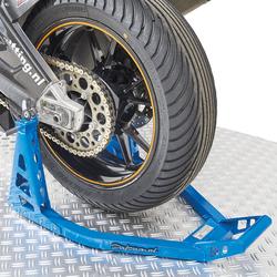 MotoGP Paddockstand achterwiel - Yamaha - blauw 1