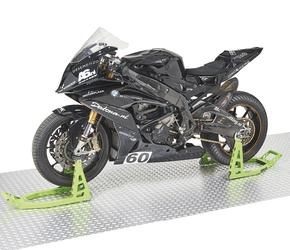 MotoGP paddockstand set - Kawasaki groen 1