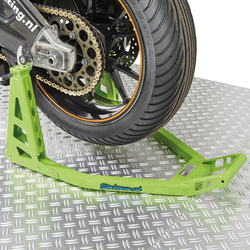 MotoGP Paddockstand achterwiel - Kawasaki groen 1