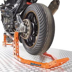 MotoGP Paddockstand achterwiel - KTM oranje 1