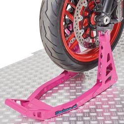 MotoGP universele roze motor paddockstand voorwiel 1