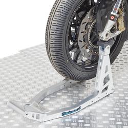 Paddockstand voorwiel - aluminium 1