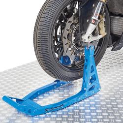 MotoGP Paddockstand voorwiel - Yamaha blauw 1