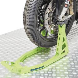 MotoGP Paddockstand voorwiel - Kawasaki groen 1