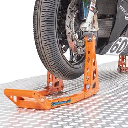 MotoGP Paddockstand voorwiel - KTM oranje 1