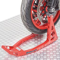 MotoGP Paddockstand voorwiel - Honda rood 1