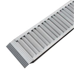 Aluminium oprijplaat auto 180 cm 1.5 ton