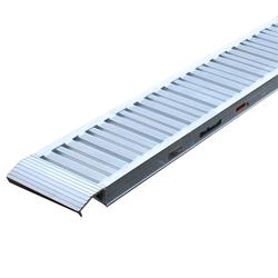 Aluminium oprijplaat auto - 240 cm - 1.5 ton 1