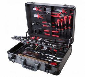 Professionele gereedschapskoffer 127-delig 1