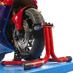 Inrijklem motor - rood 1