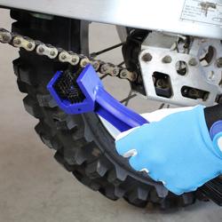 Kettingborstel motor - 2 stuks 1