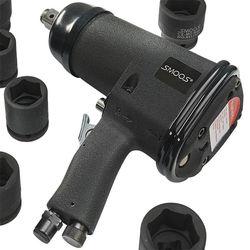 """Slagmoersleutel 3/4"""" opname 970 Nm met slagdoppen 1"""