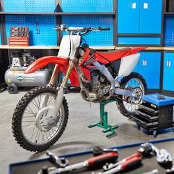 MX-lift voor Kawasaki crossmotoren 1