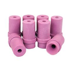 Straalnozzles voor straalcabines - 8 stuks van 5 mm 1