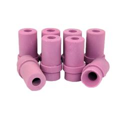 Straalnozzles voor straalcabines - 8 stuks van 7 mm 1
