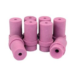 Straalnozzles voor straalcabines - 8 stuks van 4 mm 1