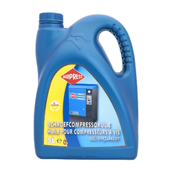 Schroefcompressor olie 5 liter 1