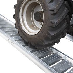Aluminium oprijplaten auto - 180 cm (2 stuks) 3