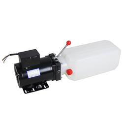 Hydraulische elektropomp voor autobrug 230V 1