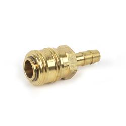Snelkoppeling (Airpress/Euro) voor 9 mm slang