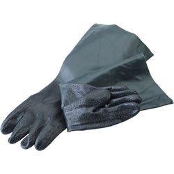 Straalcabine handschoenen - normaal 1