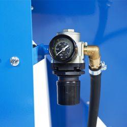 Manometer 10 bar voor straalcabine (DT-55112) 1