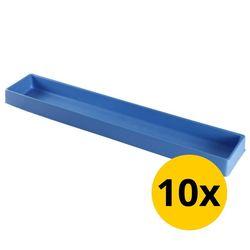 Vakverdeling met 1 compartiment - 10 stuks 1