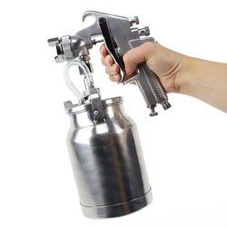 Professionele spray gun met onderbeker 1