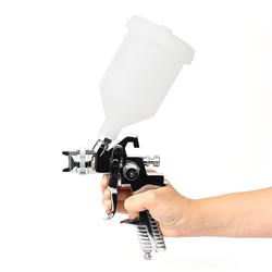 Verfspuitpistool Airpress met bovenbeker 1