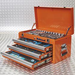 4 modules in toolbox 51101 orange 4