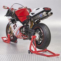 Paddockstand set enkelzijdige ophanging Ducati