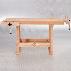 Meubelmakers werkbank van hout