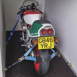 motor vervoeren