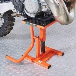MX-lift voor KTM crossmotoren