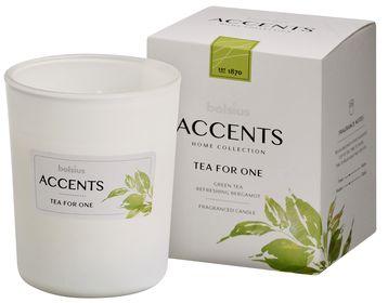 Bolsius Geurglas Accents Tea for One 100/80 mm