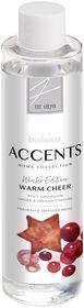 Bolsius Navulling Accents Warm Cheer 200 ml