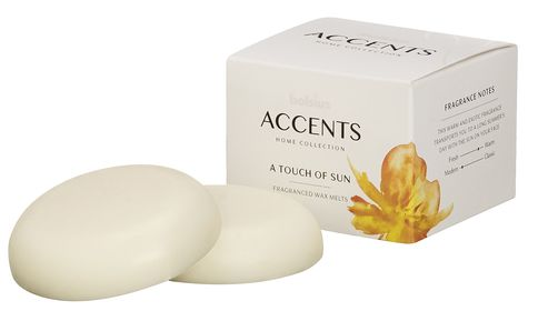 Bolsius Waxmelts Accents A Touch of Sun - 3 Stuks