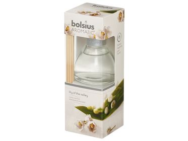 Bolsius geurstokjes Aromatic Lily of the Valley 45 ml