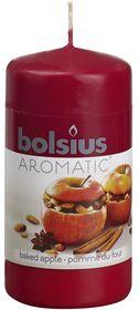 Bolsius stompkaars Aromatic Baked Apple 120/60 mm sfeer