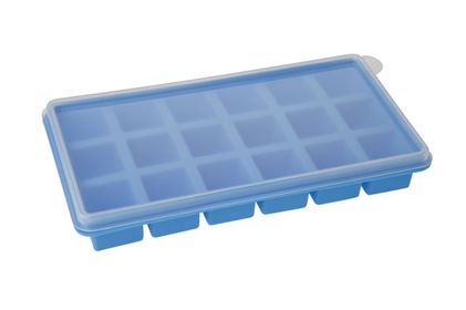Cosy Trendy IJsblokjeshouder Cube Blauw