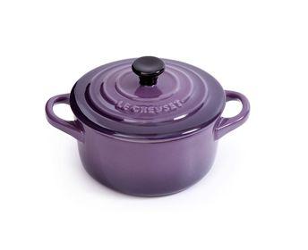 Le Creuset mini braadpan ultra violet