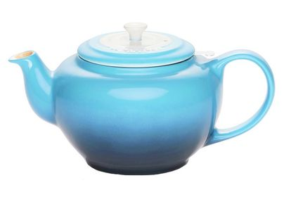Le Creuset theepot ombre blauw 1.3 liter